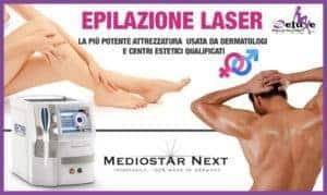 Promozione Laser Mediostar Next Pro